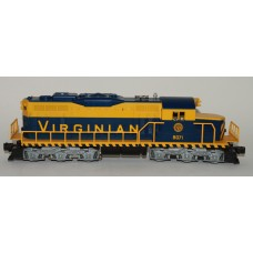 LIONEL #6-8071 SD-18 VIRGINIAN 0 Gauge Diesel Locomotive Cab #8071.